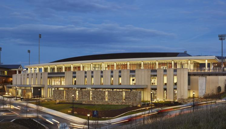 Liberty University Athletics Center