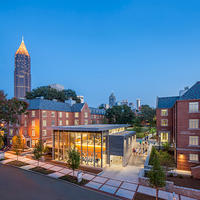 Georgia Tech Glenn + Towers Residence Halls Renovation + Addition