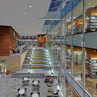 Liberty University Library + Academic Commons