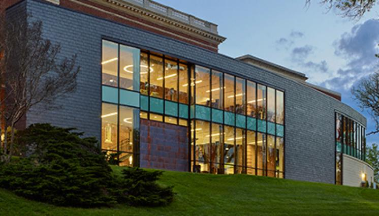 Sweet Briar Cochran Library Renovation + Addition
