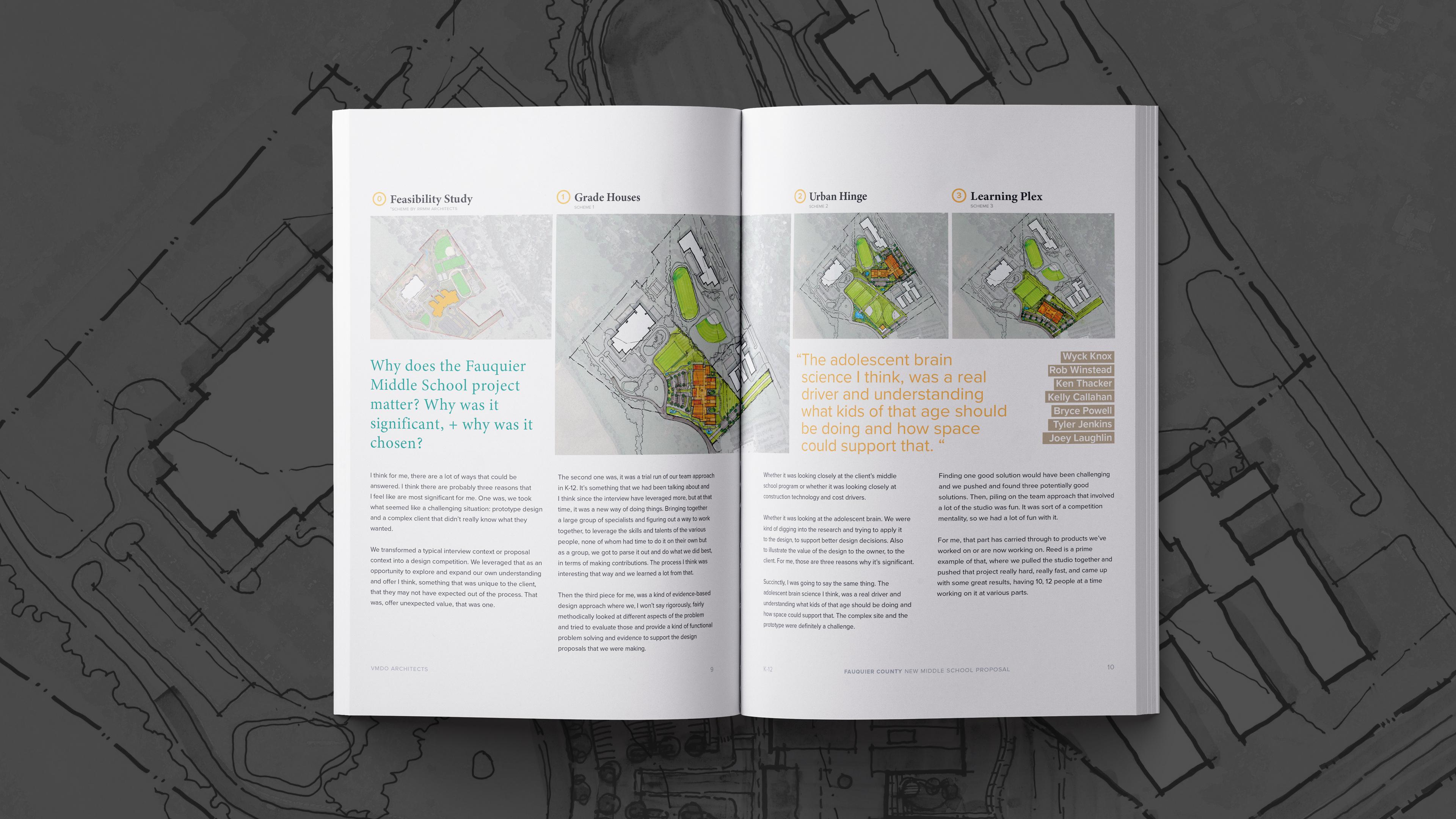 Ethos Annual Publication - VMDO Architects