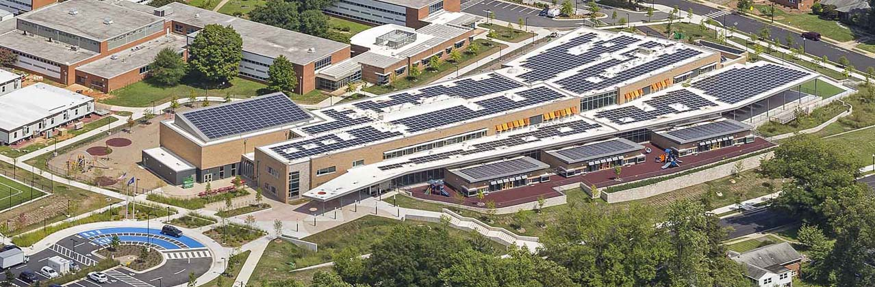 Discovery Elementary School Certified as Largest Zero Energy Building to Date