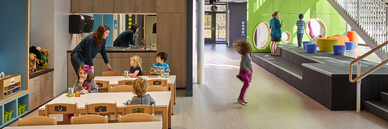 Designing Early Learning Environments with Evidence-Based Research