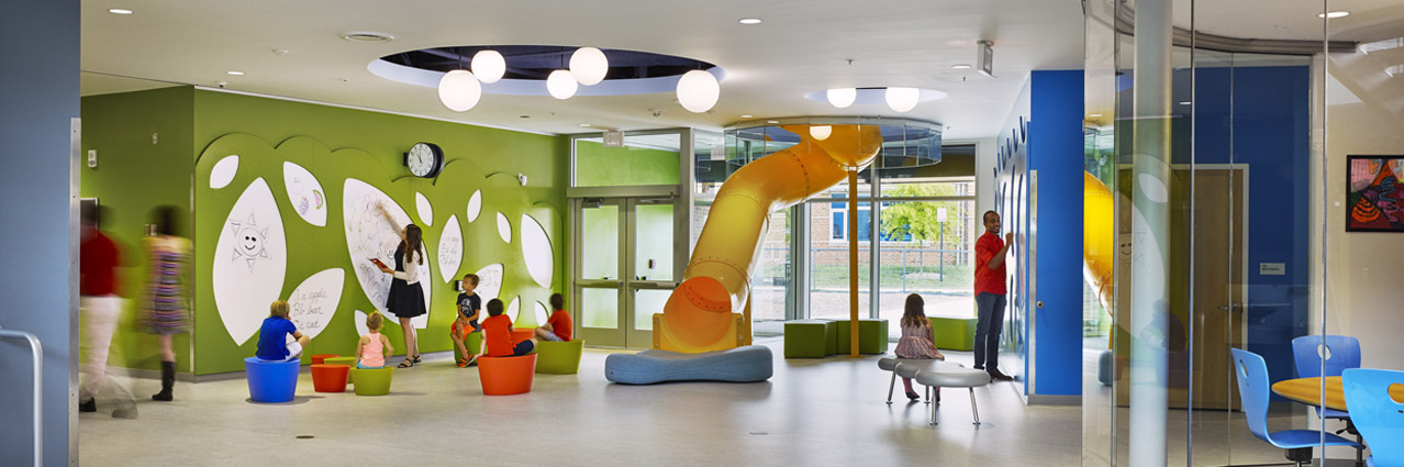 Education By Design: Challenging the Traditional Definition of a Learning Space