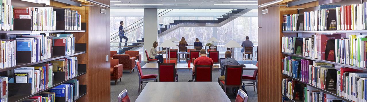 Library Design – VMDO Architects
