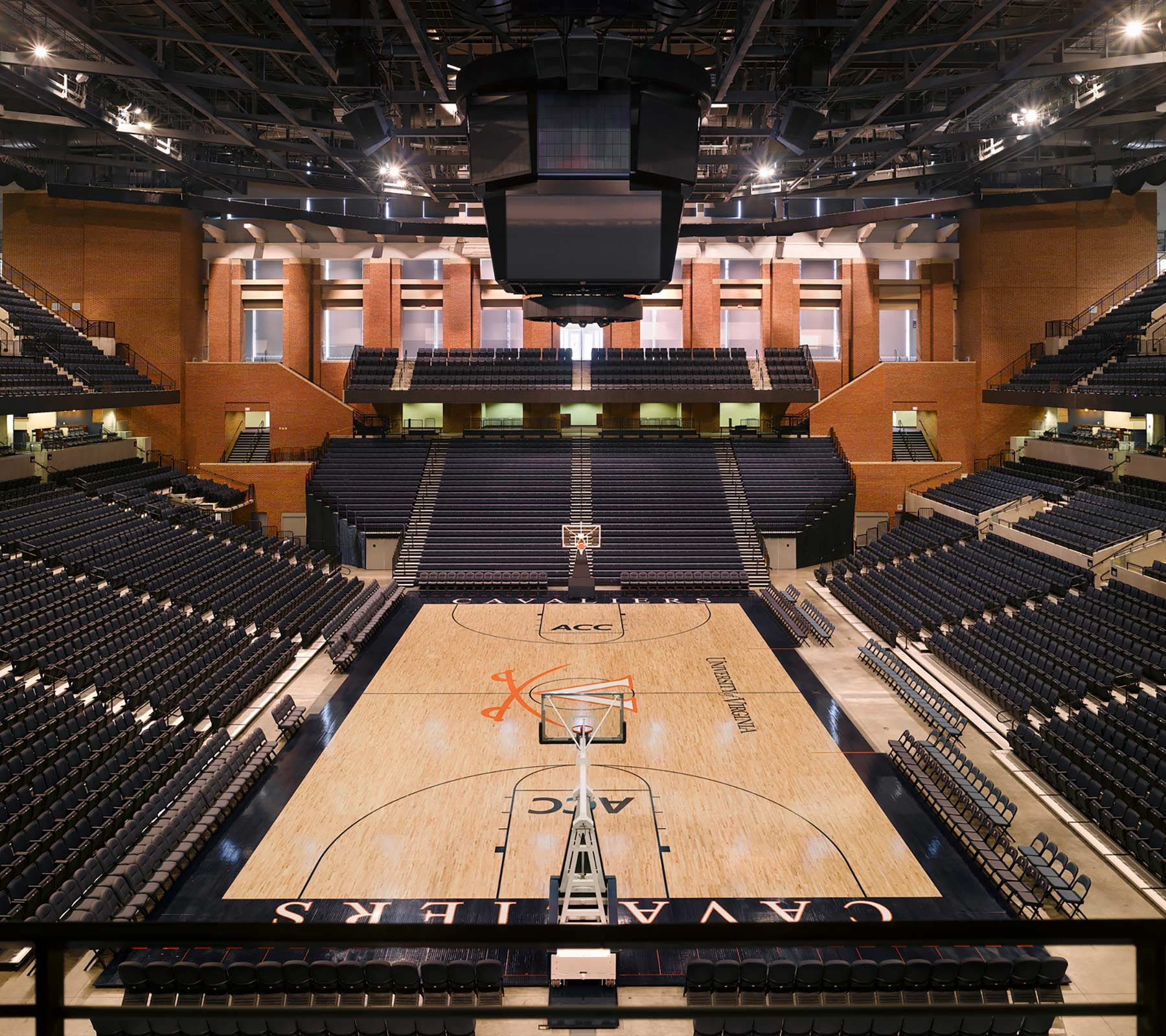 University of Virginia John Paul Jones Arena