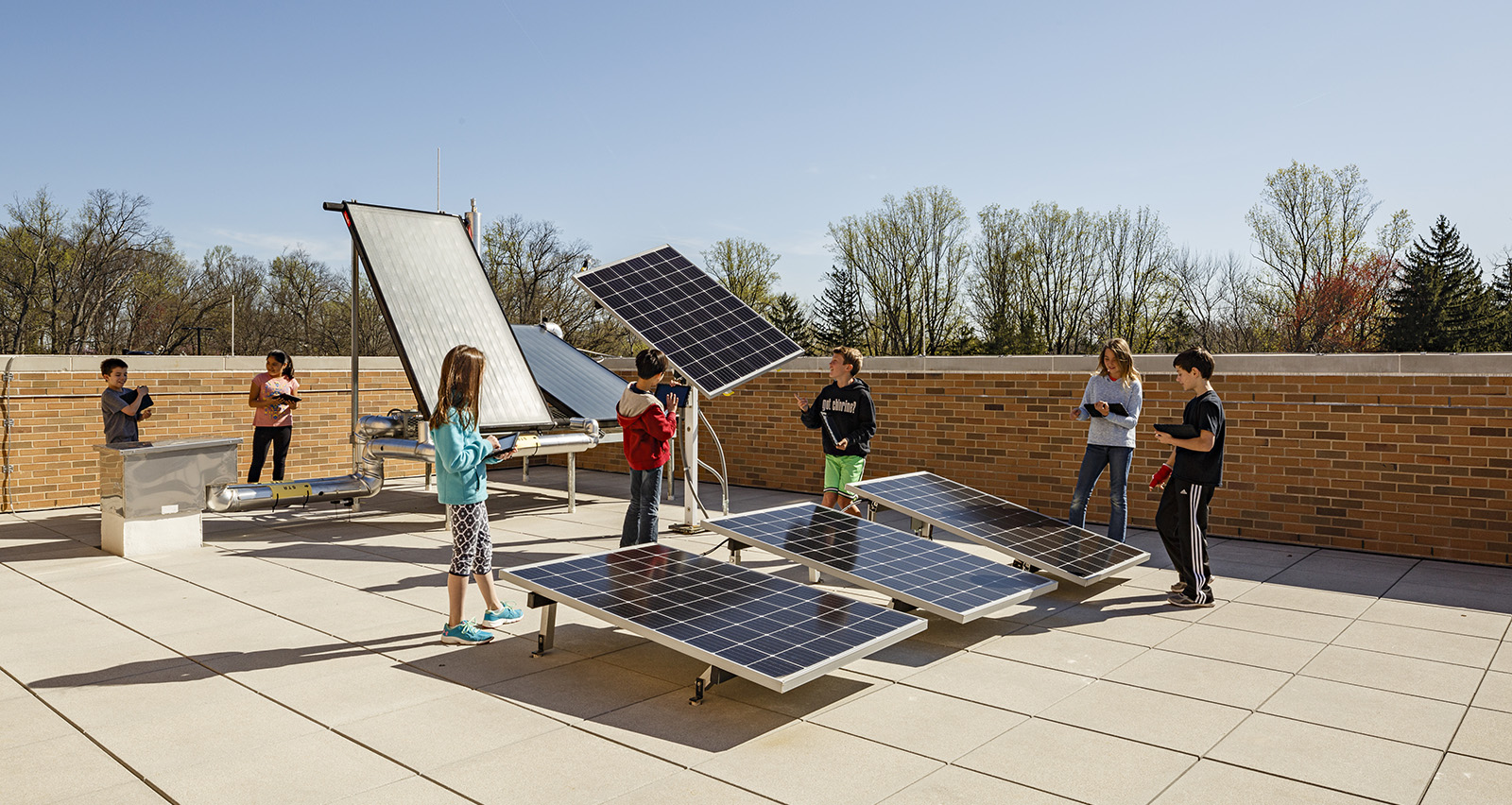 Parent Resources for Net Zero Energy Schools