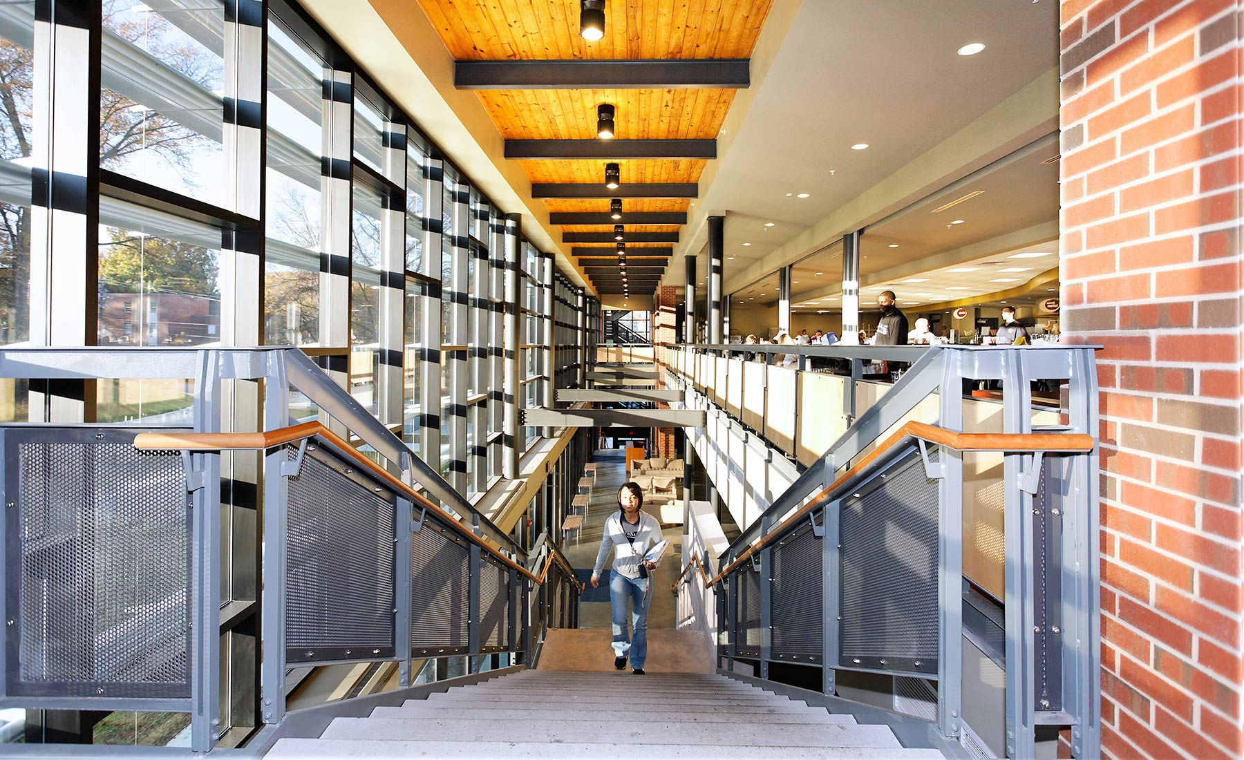 Averett University Student Center Architecture & Design