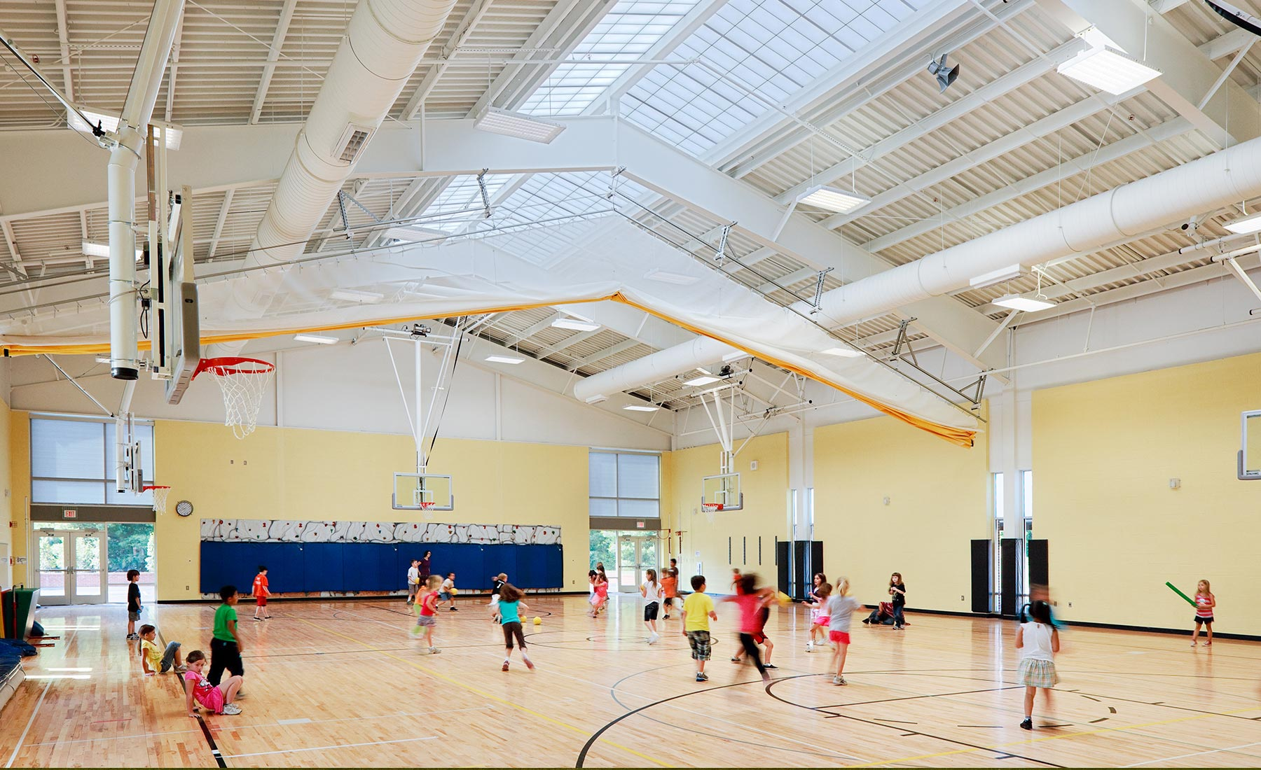 Brownsville Elementary School – K-12 Architecture and Sustainable Design