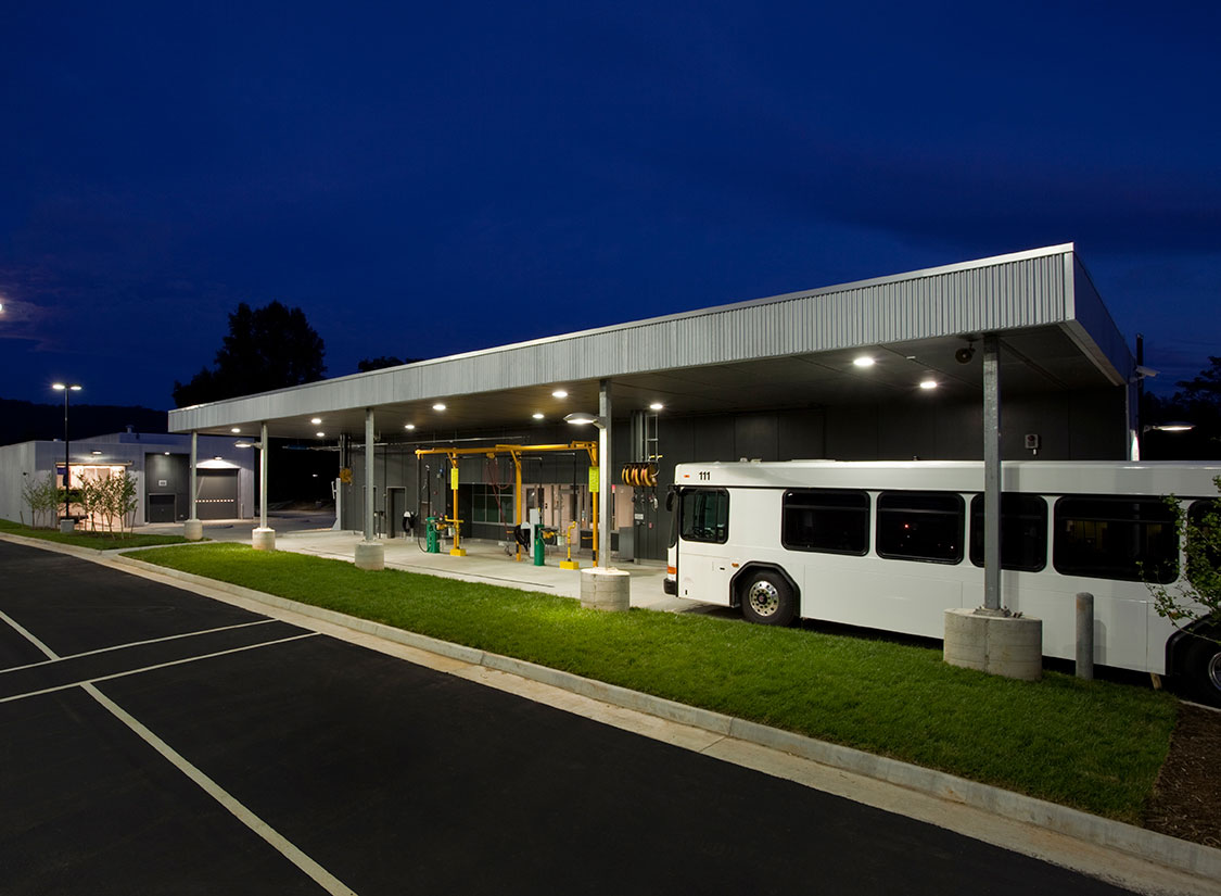 Charlottesville Area Transit Service Operations Center Architecture and Design