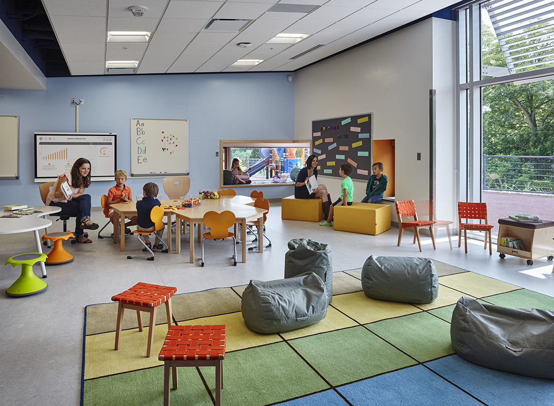 Discovery Elementary School | K-12 Architecture and Sustainable Design