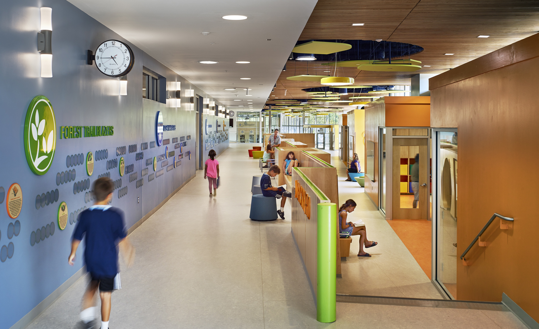 Discovery Elementary School Vmdo Architects