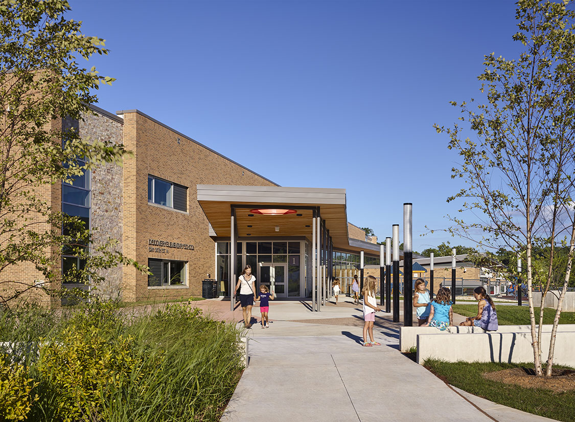 Discovery Elementary School - VMDO Architects