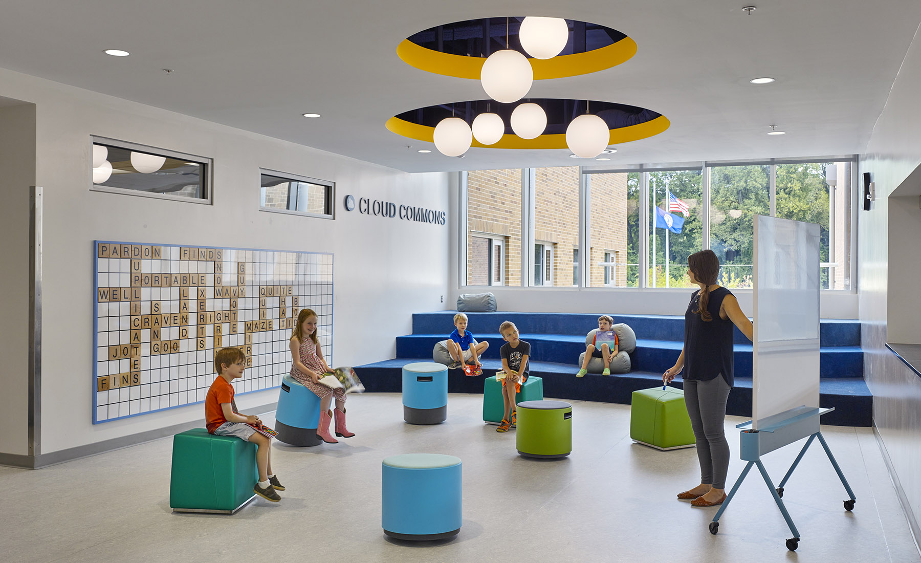 Discovery Elementary School | K 12 Architecture And Sustainable Design