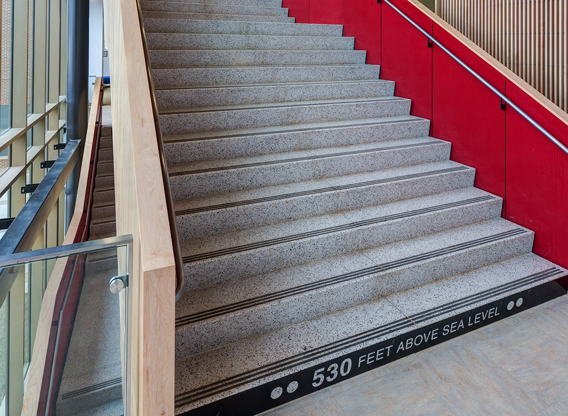 Fauquier High School Renovation + Addition Signage + Graphics