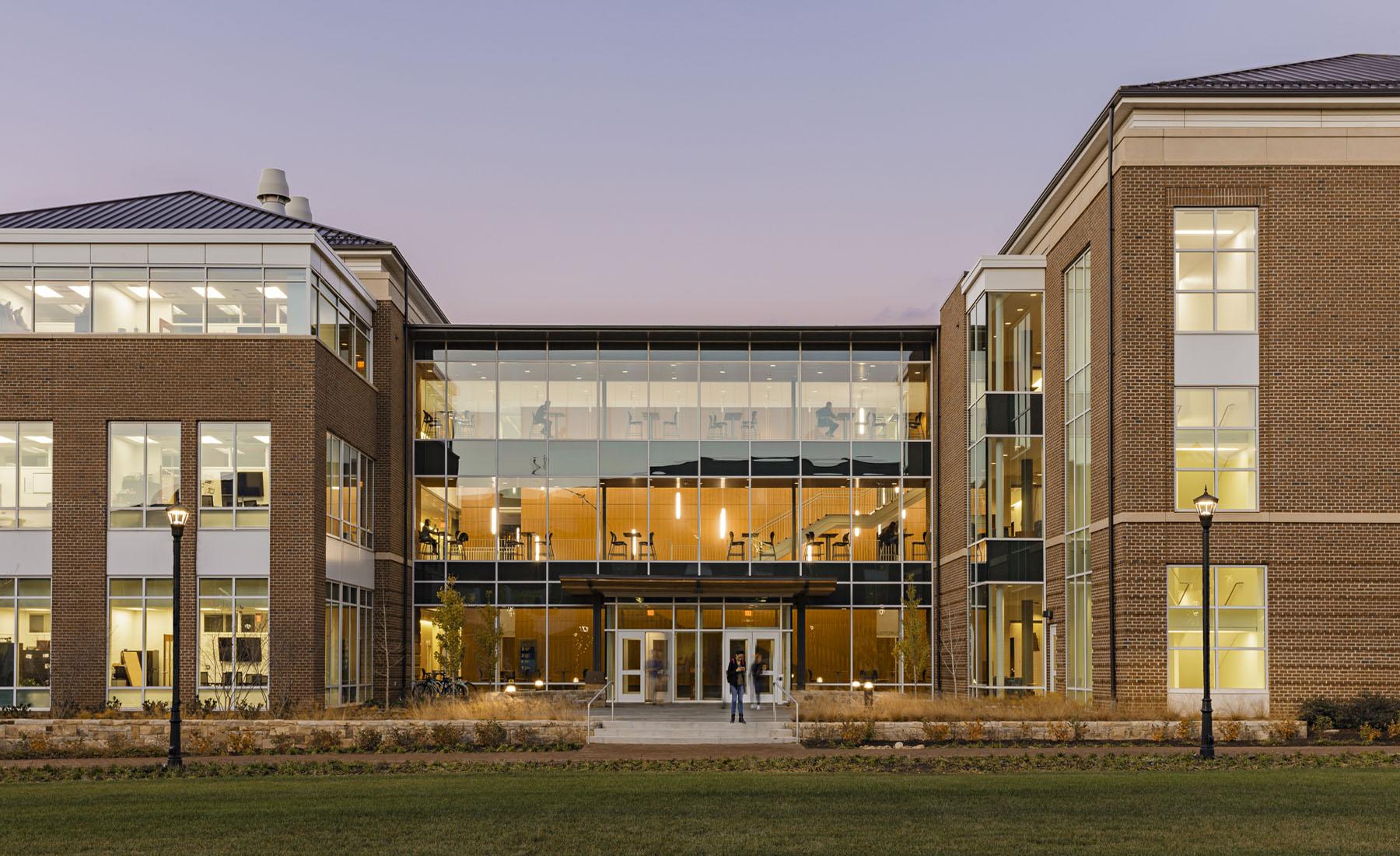 science building liberty university