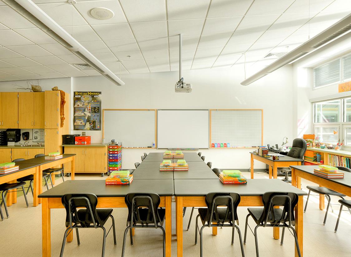 Manassas Park Elementary School + Pre-K - VMDO Architects