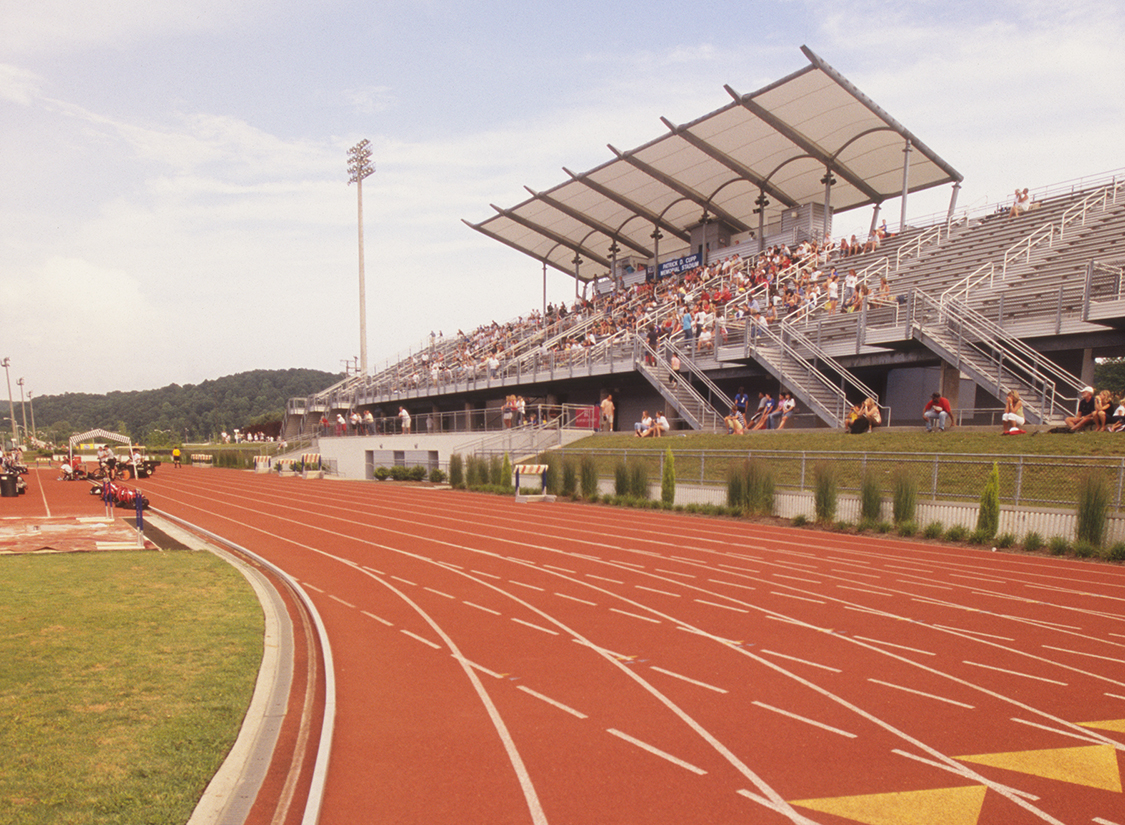 Track and Soccer Design