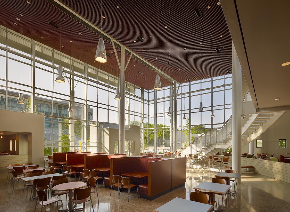 Stockton University Campus Center Vmdo Architects