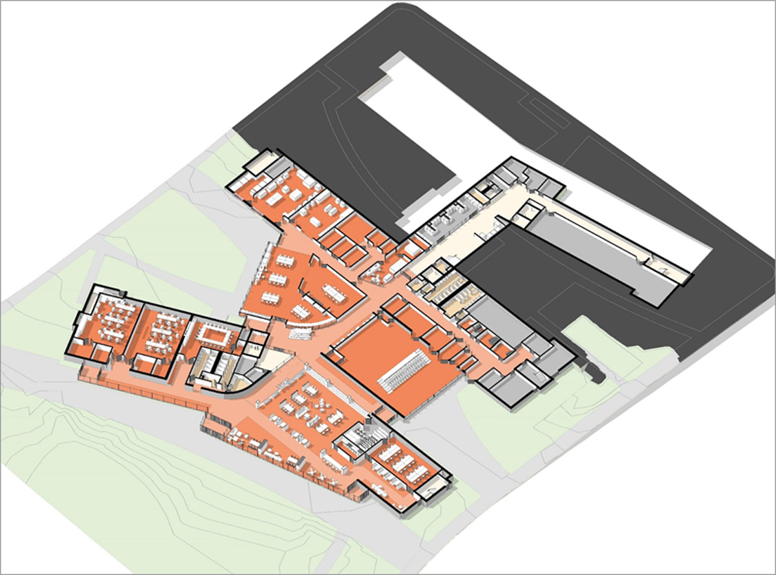 Virginia Tech Creativity + Innovation District LLC Floor Plan