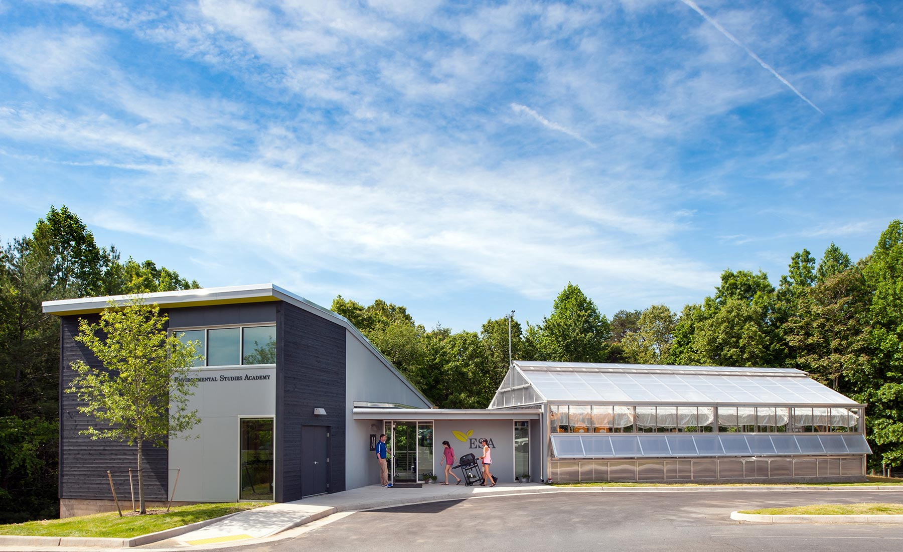 The greenhouse crozet - The Esa Facility Supports The Academy S Mission To Provide Hands On Lab Based Learning Experiences That Encourage Inquiry And Discovery