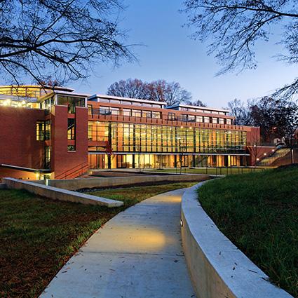 Averett University Student Center Dining Vmdo Architects