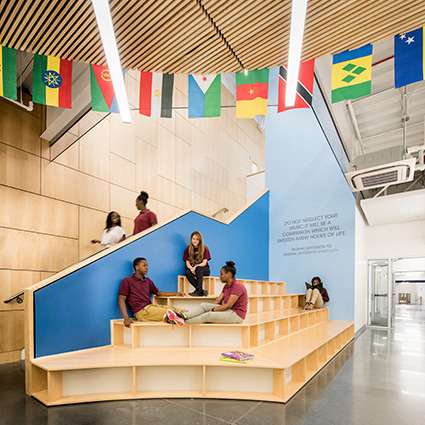 Jefferson Houston PreK 8 School